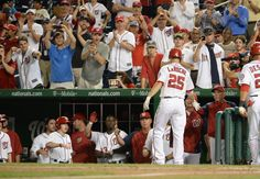Nationals vs. Giants: Tempers flare as Washington wins fourth straight