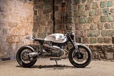 BMW R 1150 Cafè Racer by Unique Custom Cycles