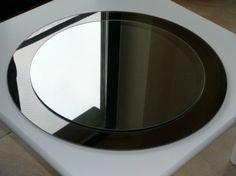 2 Kristall-Spiegel (rund)