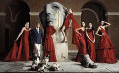 Valentino Garavani Virtual Museum, Valentino Garavani, Valentino l'ultimo imperatore