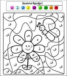 AZ2 Ramadan Activities, Letter Activities, Preschool Activities, Arabic Alphabet Letters, Arabic Alphabet For Kids, Learn Arabic Online, Arabic Lessons, Islam For Kids, Arabic Language