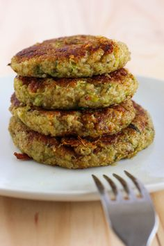 Croquetas de Quinoa y Zucchini - El Sabor de lo Bueno
