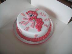 my little pony cakes pictures | Pinkie Pie Cake My little pony by ~DwntheRabbitHole on deviantART