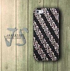Batik Jawa Garis iPhone Case 4 5 6 Plus Hardcase