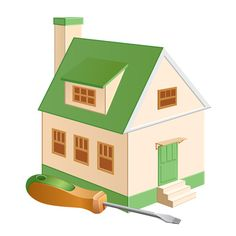 """If you are looking to buy a """"fixer-upper"""", always enlist the services of a professional #homeinspector first to make sure the home is really worth the time and effort."""