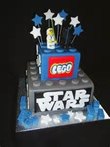 lego star wars birthday cake - Yahoo! Image Search Results