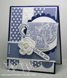 Stampin' Up! SU, by Wendy, Wickedly Wonderful Creations