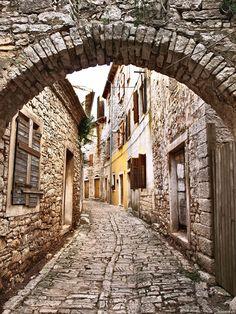 Bale - Valle, Istria, Croatia