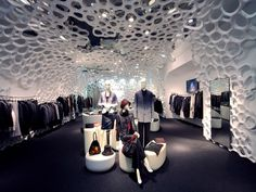 TANGY boutique in Shenzhen, by SAKO Architects