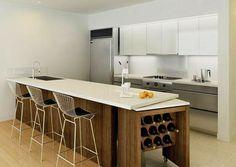 sobre Cozinha Americana Pequena Planejada – Dicas para Decorar