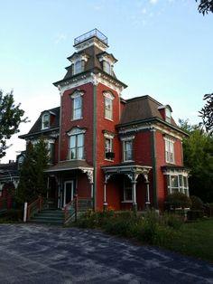 Garfield Inn, Port Austin Michigan.