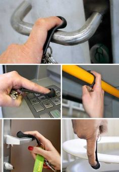 I NEED ONE OF THESE FOR MY OCD ass lmfao Safety Touch Finger Cover