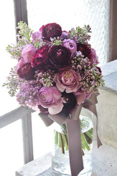 #novarese#VressetRose #Wedding #blue #purple #Bouquet #natural  #Vintage #Flower #Bridal #ノバレーゼ#ブレスエットロゼ#旧桜宮公会堂#ウエディング #ライラック#ラナンキュラス #パープル# ブーケ #ラウンドブーケ#ナチュラル #結婚式
