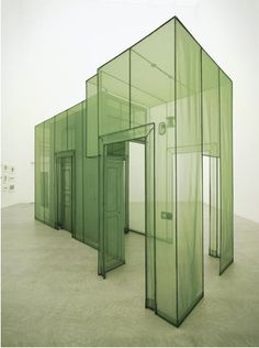 Installation, by Do Ho Suh