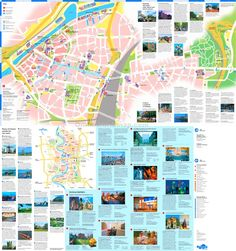 Bandol city center map Maps Pinterest
