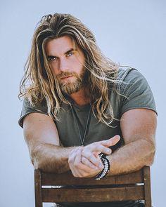 Brock O'Hurn - Inspiration for Val in Sweet Barbarian Hairy Men, Bearded Men, Brock Ohurn, Hot Guys, Moustaches, Older Men, Male Face, Good Looking Men, Beard Styles