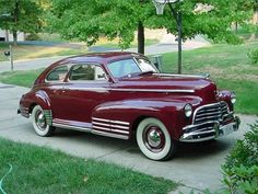 1946 Chevrolet Aerosedan