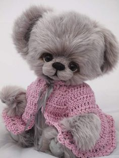 gracie by By skye rose bears | Bear Pile