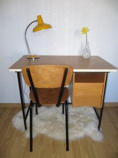 le bureau baumann version miniature couleur miel pinterest couleur miel miel et meubles. Black Bedroom Furniture Sets. Home Design Ideas