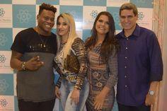 MC Sapão faz apresentação na inauguração da nova Clínica de estética na Barra da Tijuca | Revista Styllus