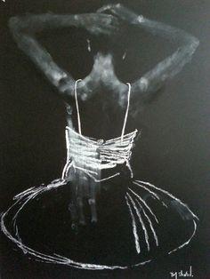 Junction Art Gallery - Tim Steward 'Ballerina II' www.junctionartgallery.co.uk/exhibitions/future