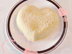糖質制限☆レンジでプロテイン蒸しパン!の画像