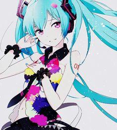 Tell your world - Hatsune Miku #vocaloid