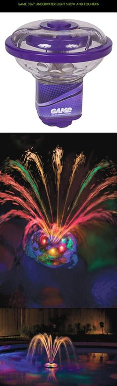 Game 3567 Underwater Light Show and Fountain #racing #parts #tech #kit #drone #pools #products #accessories #plans #camera #gadgets #shopping #technology #fpv