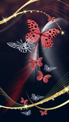 Butterfly a Thing of Beauty Paper Butterflies, Butterfly Art, Beautiful Butterflies, Butterfly Wallpaper Iphone, Cellphone Wallpaper, Wallpaper Backgrounds, Butterfly Pictures, Beautiful Nature Wallpaper, Locked Wallpaper