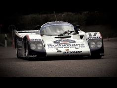 This video of the 1987 24 Hours of Le Mans-winning Porsche 962 would be awesome enough on its own. You add the insights of Porsche's Norbert Singer and it becomes as priceless as the car itself!