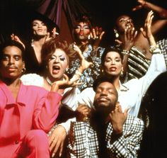 PARIS IS BURNING, 1990.