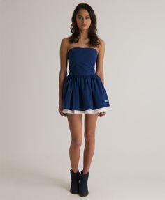 Superdry 50s colour dress. #dress #spring #50's