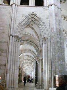Basílica de Vézelay - Francia