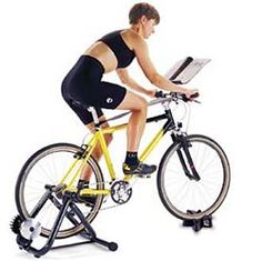 8 Advantages of Using an Indoor Bike Trainer to Lose Weight