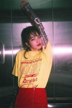 posting mainly nana komatsu content with occasional features other asian models and k-idols. Letra Old School, Wilde Hilde, Film Photography, Fashion Photography, Pretty People, Beautiful People, Beautiful Pictures, Look 80s, Japonese Girl