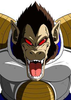 Great Ape Vegeta vs Goku (Dragon Ball Z) Dragon Ball Z, Goku Y Vegeta, Fan Art, Comic Art, Manga, Foto Top, Goku Super, Boondocks, Nerd Stuff