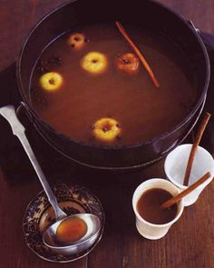Mauled Apple Cider Recipe