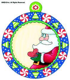 Free Christmas Gift Tag Download