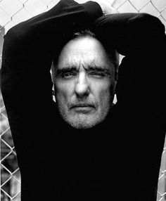 Dennis Hopper | by George Holz.