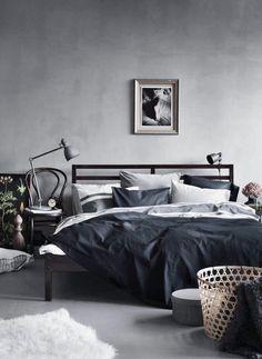 Stolar som sängbord