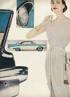 December Vogue 1956