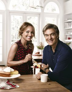 My recipe for a Feel Good Feast in The Good Life Magazine from Dr. Oz!