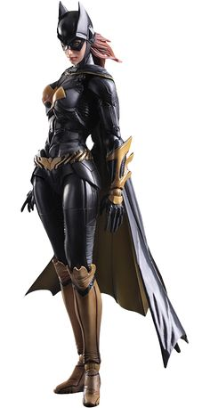 Batgirl Collectible Figure