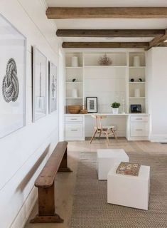 Rope Decor: 10 Cottage Decorating Ideas - framed coastal wall art of rope
