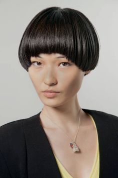 BOBS  Bobs come in all forms; angled, modern, lobs, etc. The cut and styling options are endless. They key to pulling of the perfect bob is finding a look that complements your bone structure. If you have a more round face, then opt for a lob with side-swept bangs. If you have a longer neck and pronounced chin, then a modern bob with a blunt fringe will make your eyes pop!