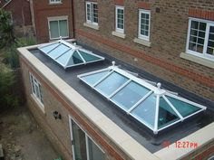 kitchen extension lantern roof - Google Search