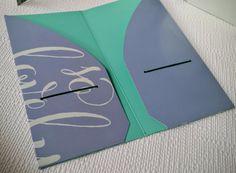 Midori Travelers Notebook Card Pocket Dashboard Insert Dashboard Fauxdori insert Traveler NB Accessory Periwinkle Midori Accessory by BespokeBindery