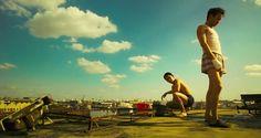 Leslie Cheung & Tony Leung | Happy Together (1997, dir. Wong Kar Wai)