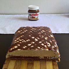 Egyik kedvenc süteményem a Violetta szelet! Ennél krémesebb nem is lehetne! - Egyszerű Gyors Receptek Sweet Like Candy, Diy Food, Nutella, Tiramisu, Deserts, Food Porn, Food And Drink, Sweets, Cookies