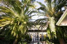 Destination Wedding Florida - The Ernest Hemingway Home & Museum Destination Wedding Locations, Wedding Venues, Museum Photography, Destin Florida Wedding, You Mean The World To Me, West Florida, Ernest Hemingway, Key West, Chic